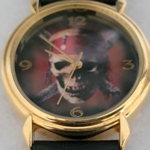 Collector's edition Pirates of the Caribbean watch